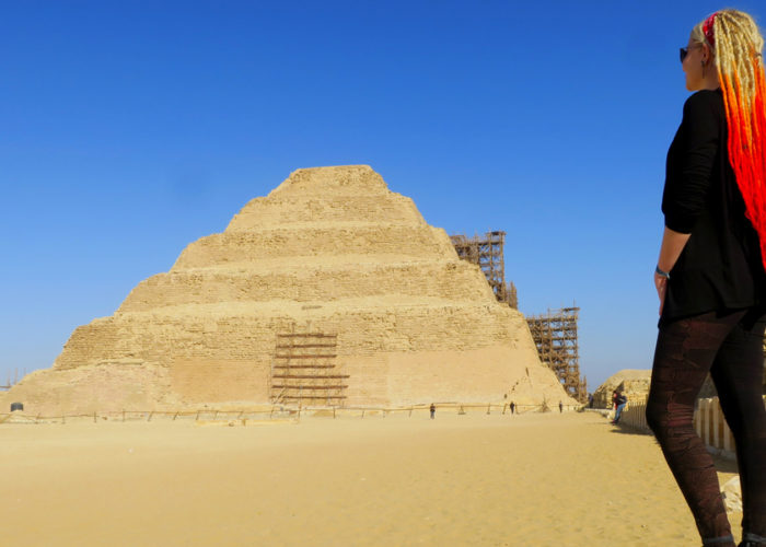 Saqqara Step Pyramid Facts - Djoser Pyramid Facts - First Pyramid in Egypt
