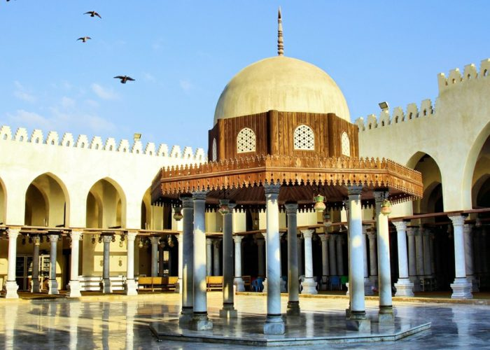 Amr ibn al-As Mosque Facts - Amr ibn al-As Mosque History & Architecture