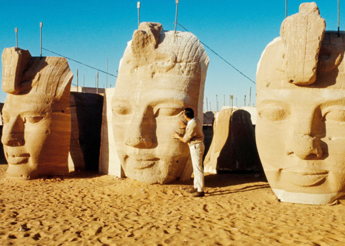 Abu Simbel Temple Relocation Process - Trips in Egypt