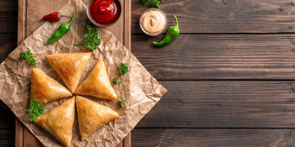 Sambosa - Egyptian Food - Trips in Egypt