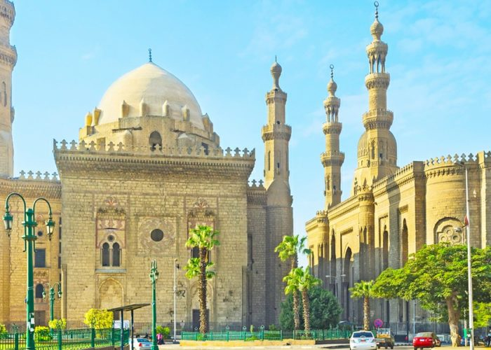 Sultan Hassan Mosque - Trips in Egypt