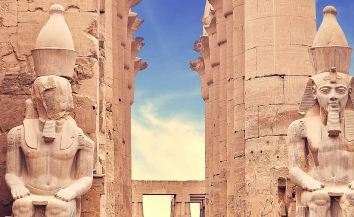 Luxor Temple - Egypt Itinerary 10 Days Cairo, Aswan, Luxor & Hurghada Tour - Trips In Egypt