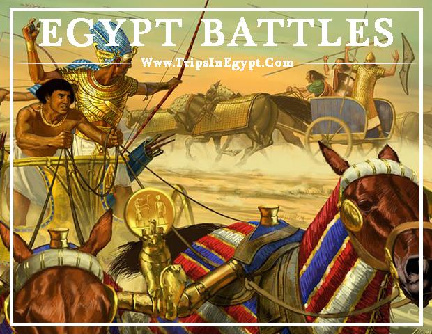 Egypt Battles - Discover Egypt - Trips In Egypt