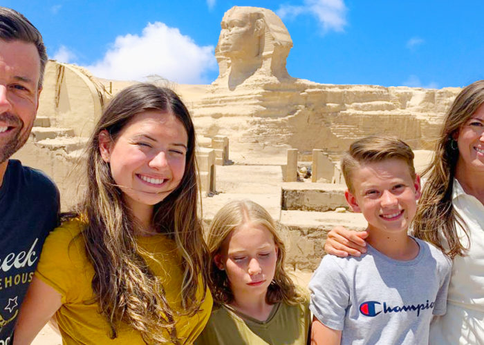 How to Plan A Family Vacation in Egypt with Children - Egypt for Kids
