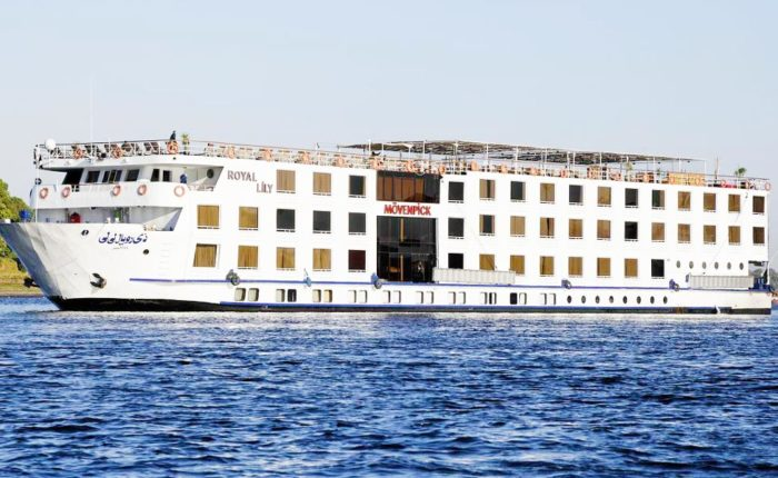 Mövenpick MS Royal Lily Nile Cruise - Trips in Egypt