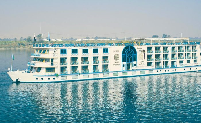 Sonesta Moon Goddess Nile Cruise - Trips in Egypt
