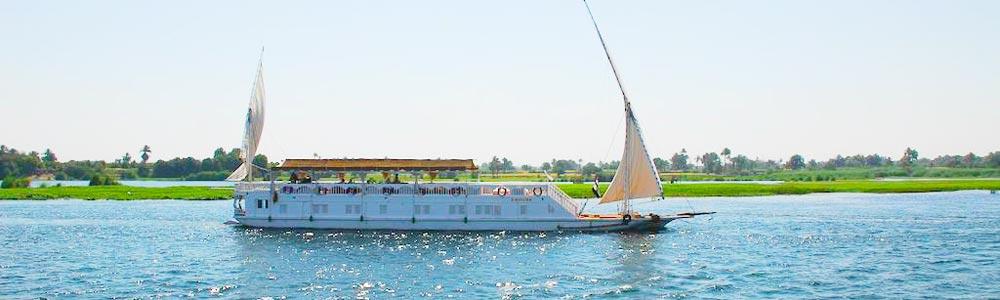 4 Days Amoura Dahabiya Nile River Cruise From Aswan - Trips in Egypt