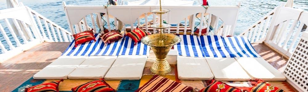 5 Days Amoura Dahabiya Nile River Cruise From Aswan - Trips in Egypt
