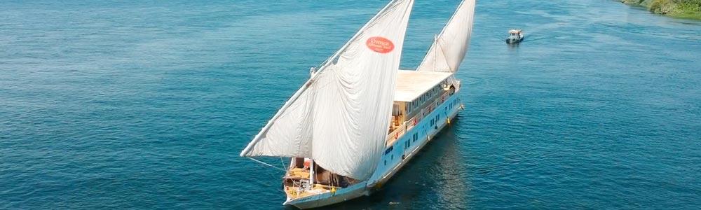 6 Days Asiya Dahabiya Nile Cruise from Luxor - Trips in Egypt