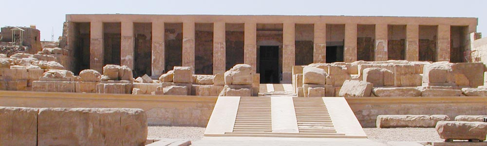 Abydos Temple - Trips in Egypt