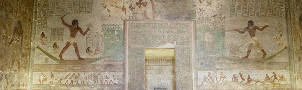 Beni Hassan - Trips in Egypt