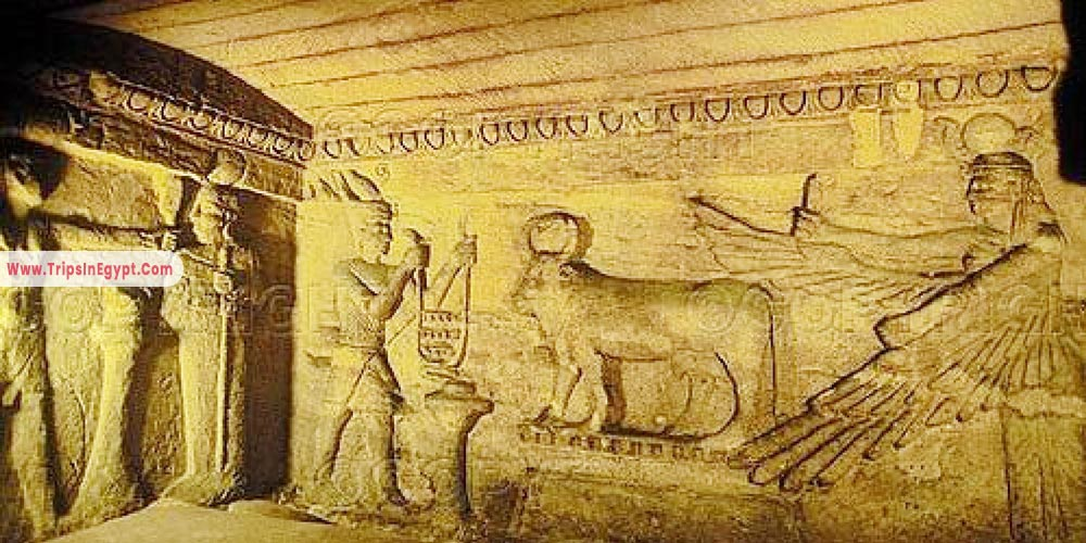 Catacombs of Kom El Shoqafa - Things to Do in Alexandria - Trips in Egypt