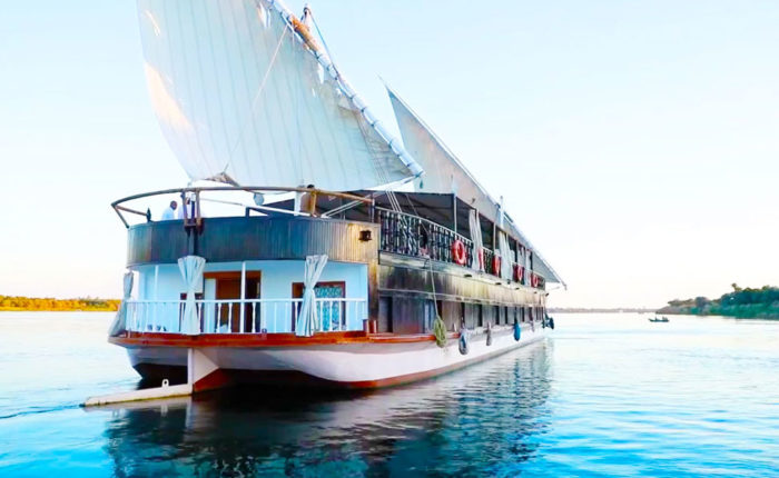 Nebyt Dahabiya Nile Cruise - Trips in Egypt