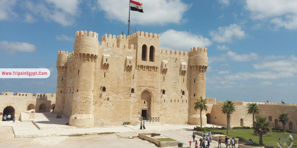 Qaitbay Citadel - Things to Do in Alexandria - Trips in Egypt