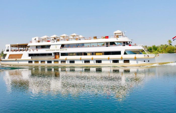 Sanctuary Sun Boat III Nile Cruise - Trips in Egypt