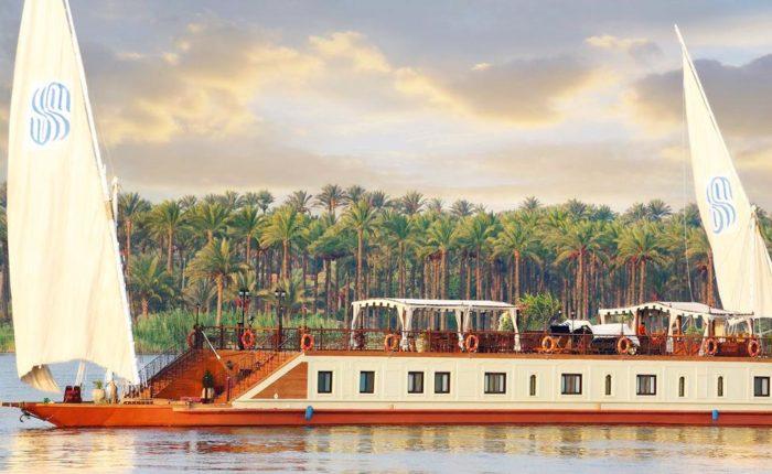 Sonesta Amirat Dahabiya Nile Cruise - Trips in Egypt